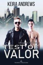 Test of valor (edizione italiana)