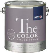 Histor The Color Collection Muurverf - 2,5 Liter - Pencil Purple
