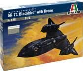 Italeri SR - 71 Blackbird 1:72 Montagekit