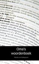 Oma's woordenboek