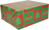 Kerst inpakpapier print 15 - kadopapier / cadeaupapier
