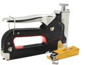 Heavy Duty Handtacker Nietpistool - Handmatige Nietmachine Nietapparaat Nietjes Tacker