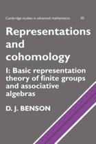 Cambridge Studies in Advanced Mathematics Representations and Cohomology