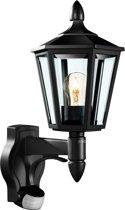 Steinel L15 - Sensor Buitenlamp - Klassiek - Zwart