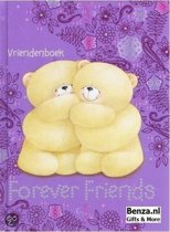 Vriendenboek- Interstat - Forever Friends - Kinderen - 14 X 19 cm