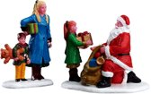 Lemax - Presents From Santa -  Set Of 2