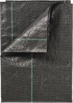 Nature grondzeil 3.3 x 5 m zwart 6030302