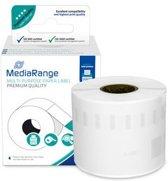 MediaRange alternatief voor 101mm x 54mm 1 x 220 etiketten (compatible met Dymo 99014)