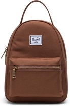 Herschel Supply Co. Nova Mini Rugzak 9L - Saddle Brown