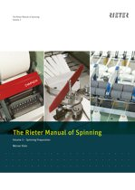 The Rieter Manual of Spinning - Volume 3