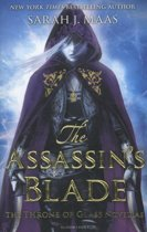 Omslag van 'The Assassin's Blade'