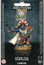 Warhammer 40,000 Imperium Adeptus Astartes Space Marine Captain