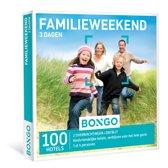 BONGO - Familieweekend, 3 dagen - Cadeaubon
