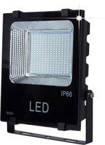 50W LED verstraler schijnwerper bouwlamp neutraal wit  (8000 lm - 160 lm/w)