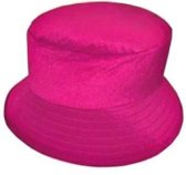 Dameshoed bol roze/pink