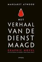 Boek cover Het verhaal van de dienstmaagd: graphic novel van Margaret Atwood (Hardcover)