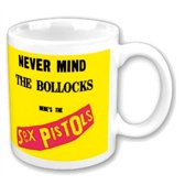 Starskie The Sex Pistols Never Mind the Bollocks Boxed Mug
