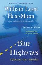 Omslag van 'Blue Highways'