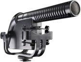 Walimex pro Shotgun Digital camera microphone Bedraad Zwart