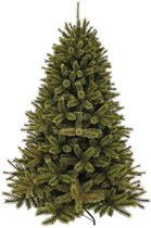 Triumph Tree - Kerstboom Forest Frosted H120D99 Groen  Tips 396