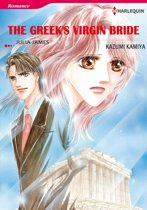 THE GREEK'S VIRGIN BRIDE (Harlequin Comics)