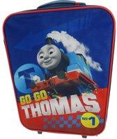 Thomas De Trein Kinderkoffer - 40 cm - Blauw
