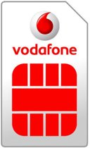 Vodafone You Prepaid Simpack 2GB