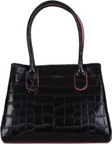 Shopper Daisy (zwart)