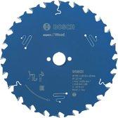 Cirkelzaagblad expert for Wood 165x30x2.6/1.6x48 T