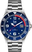 Ice-Watch Steel IW015771 Horloge - staal - zilverkleurig - Ø 40 mm