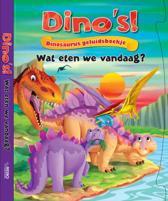 Dino's - Dinosaurus geluidsboekje