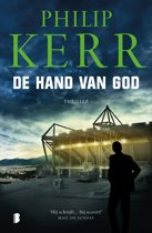 Scott Manson 2 - De hand van God