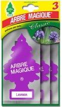 Arbre Magique luchtverfrisser lavendel tris