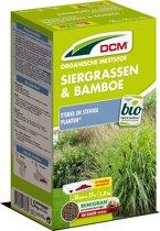 Bamboe en siergrassenmest DCM 1,5 kg - set van 3 stuks