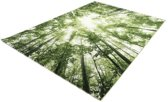 Vloerkleed Belis 22103-40 Groen-160 x 230 cm