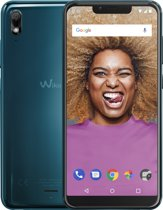 Wiko View 2 Go - 32GB - Turquoise