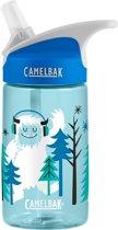CamelBak Eddy Kids - drinkfles - 400 ml - Blauw (Yeti Jam)