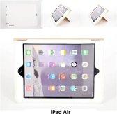Apple iPad Air Smart Tablethoes Wit voor bescherming van tablet