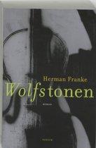 Boek cover Wolfstonen van Herman Franke (Paperback)