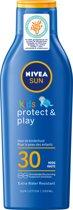 NIVEA SUN Kids Hydraterende Zonnemelk SPF 30 - 200 ml
