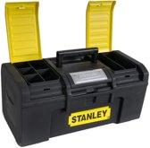 """STANLEY Gereedschapskoffer 19"""" 1-79-217 – automatische vergrendeling – deksel met organizers"""