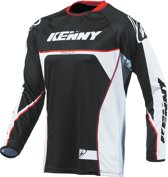 Kenny Shirt Titanium Black/White-M