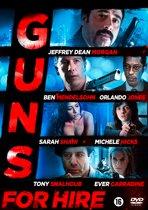 Guns For Hire (dvd)
