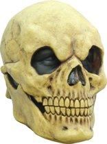 Hoofdmasker (Latex) Skull 1