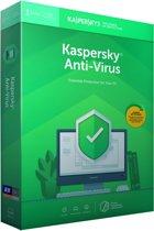 Kaspersky Anti-Virus 2019 (1 gebruiker, 1 jaar)