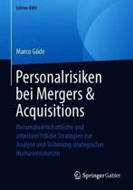 Personalrisiken Bei Mergers & Acquisitions