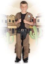Kinderkostuum Cowboy Dustin - 10-12 Jaar