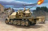 Revell Sd.Kfz. 7/2 1:72 Montagekit Gepantserd gevechtsvoertuig