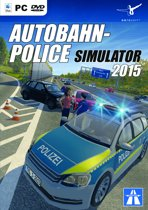 Autobahn-Police Simulator 2015 (DVD-Rom) - Windows