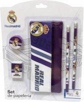 Real Madrid - Schrijfset - 5 delig - Multi